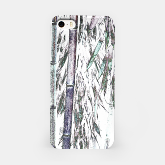 Thumbnail image of Bamboo Forest  iPhone Case, Live Heroes