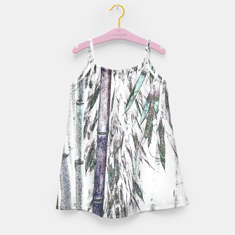 Thumbnail image of Bamboo Forest  Girl's dress, Live Heroes