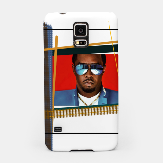 Thumbnail image of Sean Combs (P. Diddy) Étui pour Samsung, Live Heroes