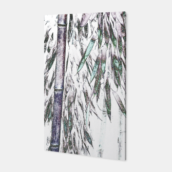 Thumbnail image of Bamboo Forest  Canvas, Live Heroes