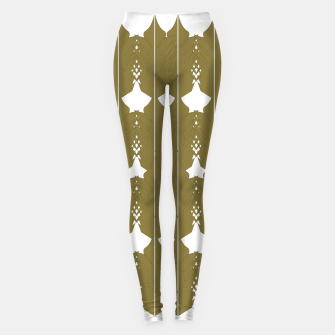 Thumbnail image of Designers leggings Gold Exotico , Live Heroes