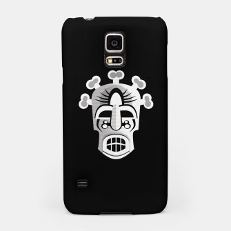 Thumbnail image of Tribal Ancient Skull Mask Samsung Case, Live Heroes