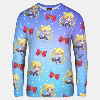 Chibi Usagi Cotton sweater obraz miniatury
