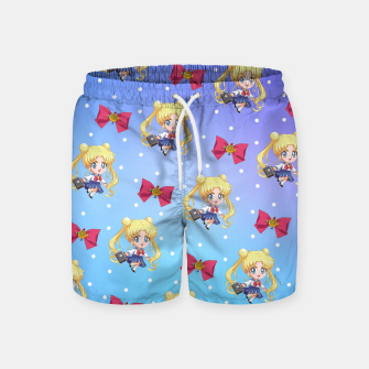 Thumbnail image of Chibi Usagi Swim Shorts, Live Heroes