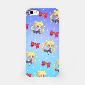 Chibi Usagi iPhone Case obraz miniatury