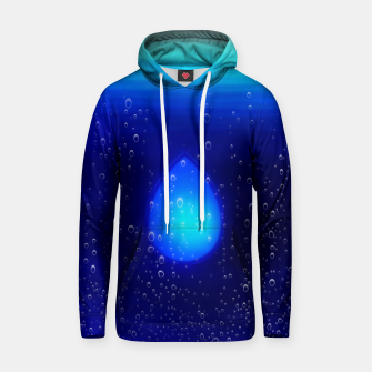 Thumbnail image of Lapis of the Deep Cotton hoodie, Live Heroes