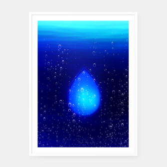 Thumbnail image of Lapis of the Deep Framed poster, Live Heroes