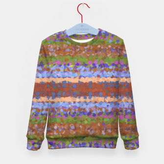 Thumbnail image of Monet Kid's sweater, Live Heroes