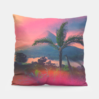 Thumbnail image of Volcan Arenal Pillow, Live Heroes
