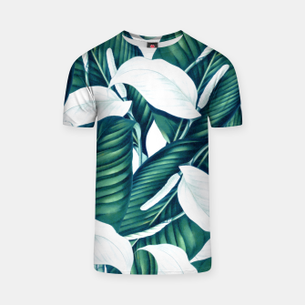 Thumbnail image of Tropical Winter T-shirt, Live Heroes