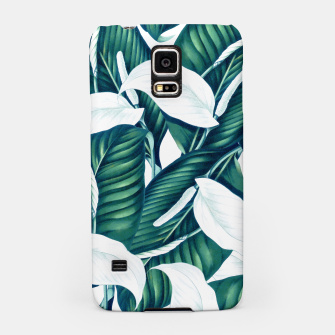 Thumbnail image of Tropical Winter Samsung Case, Live Heroes