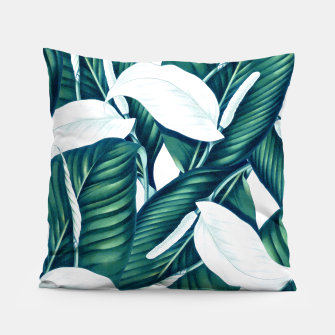 Thumbnail image of Tropical Winter Pillow, Live Heroes