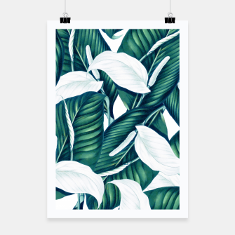 Thumbnail image of Tropical Winter Poster, Live Heroes