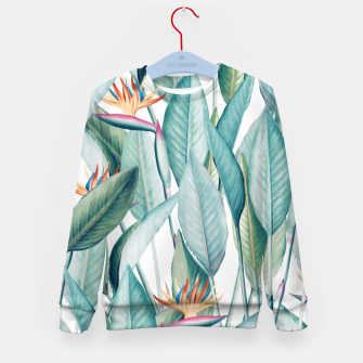 Thumbnail image of Back to Paradise Island Kid's sweater, Live Heroes