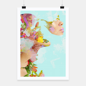 Thumbnail image of Summer Day Poster, Live Heroes