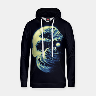 Thumbnail image of Death Wave Cotton hoodie, Live Heroes