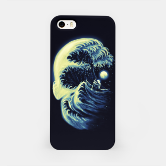 Miniature de image de Death Wave iPhone Case, Live Heroes