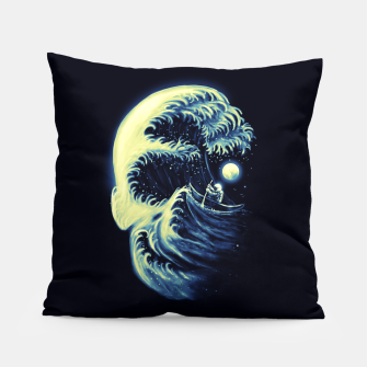 Miniatur Death Wave Pillow, Live Heroes