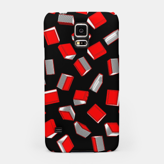 Thumbnail image of Polka Dot Books Pattern Samsung Case, Live Heroes