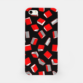 Thumbnail image of Polka Dot Books Pattern iPhone Case, Live Heroes