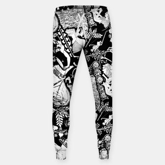 Thumbnail image of Alcinous Long Cotton sweatpants, Live Heroes
