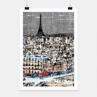 Thumbnail image of Paris Poster, Live Heroes