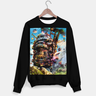 Miniaturka howl's moving castle Sweater regular, Live Heroes