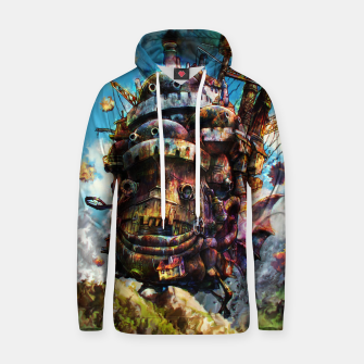 Miniaturka howl's moving castle Cotton hoodie, Live Heroes