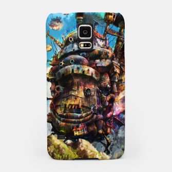 Miniaturka howl's moving castle Samsung Case, Live Heroes