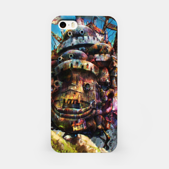 Miniaturka howl's moving castle iPhone Case, Live Heroes