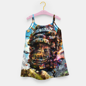 Miniaturka howl's moving castle Girl's dress, Live Heroes