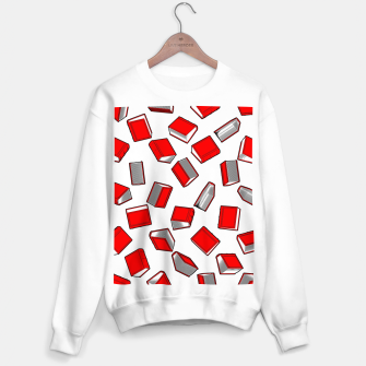 Thumbnail image of Polka Dot Books Pattern II Sweater regular, Live Heroes