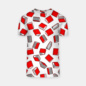 Thumbnail image of Polka Dot Books Pattern II T-shirt, Live Heroes