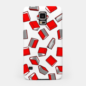Thumbnail image of Polka Dot Books Pattern II Samsung Case, Live Heroes