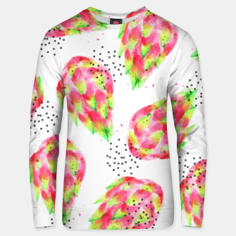 Thumbnail image of Dragon Fruit Cotton sweater, Live Heroes