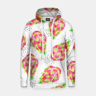 Thumbnail image of Dragon Fruit Cotton hoodie, Live Heroes