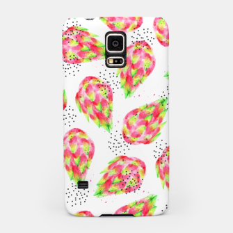 Thumbnail image of Dragon Fruit Samsung Case, Live Heroes