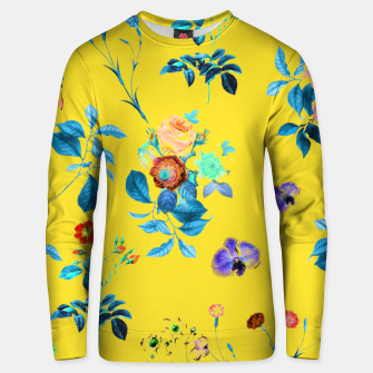 Thumbnail image of Floral Shower II Cotton sweater, Live Heroes