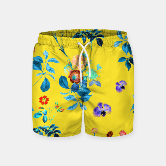 Thumbnail image of Floral Shower II Swim Shorts, Live Heroes