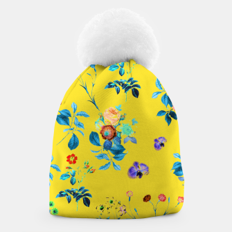 Thumbnail image of Floral Shower II Beanie, Live Heroes