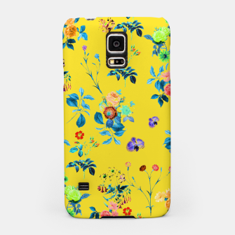 Thumbnail image of Floral Shower II Samsung Case, Live Heroes