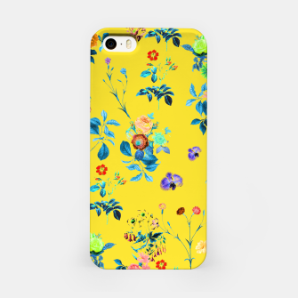 Thumbnail image of Floral Shower II iPhone Case, Live Heroes