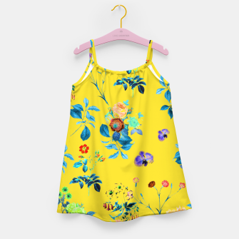 Thumbnail image of Floral Shower II Girl's dress, Live Heroes