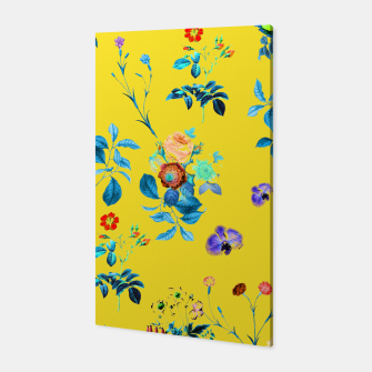 Thumbnail image of Floral Shower II Canvas, Live Heroes