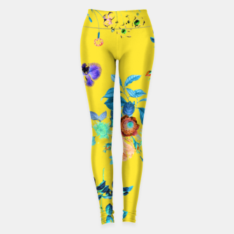 Thumbnail image of Floral Shower II Leggings, Live Heroes