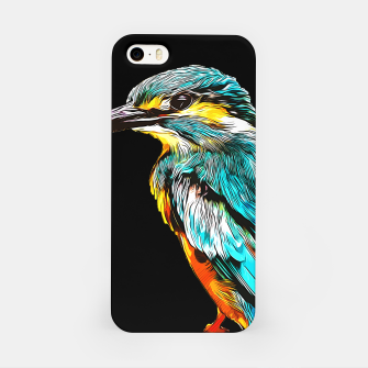Thumbnail image of gxp eisvogel kingfisher vector art iPhone-Hülle, Live Heroes