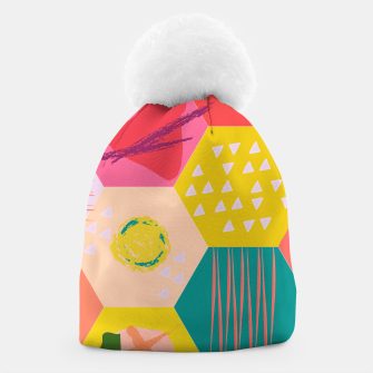 Miniature de image de Abstract Game Beanie, Live Heroes