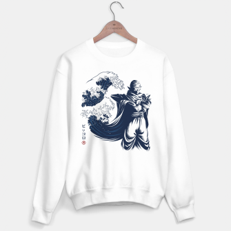 Wave piccolo Sudadera regular miniature