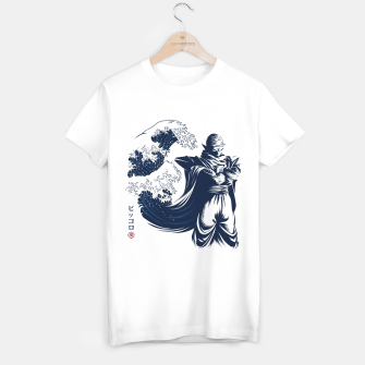 Thumbnail image of Wave piccolo Camiseta Regular, Live Heroes