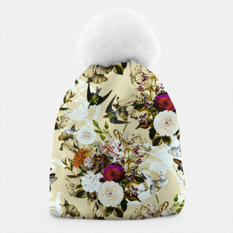 Baroque flower bouquet II Gorro thumbnail image